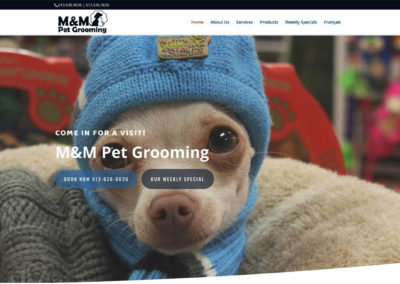 M&M Pet Grooming